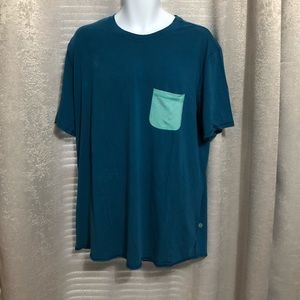 Lululemon metal vent pocket tee Sz. XL